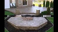 perfect patio design ideas concrete Cool Concrete patio ideas - YouTube