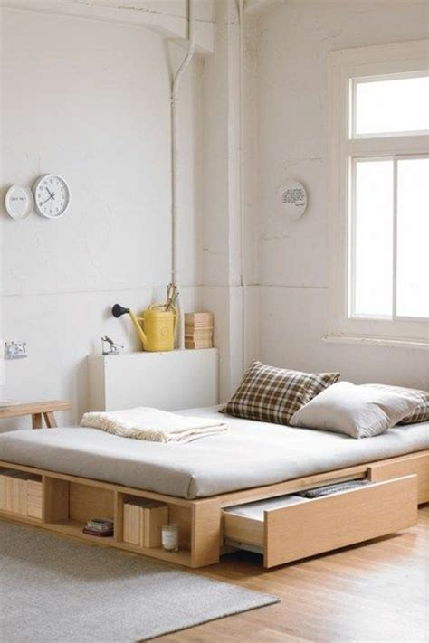 lit de chambre a coucher mod le de lit adulte en bois mzaol com