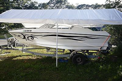 19 Ft Boat Trailer by 19 Ft Boat Trailer Boats For Sale