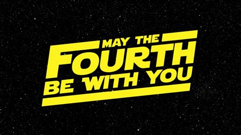 Mat The 4th Be With You - amk wars special may the 4th be with you