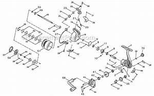 Pflueger Ec25 Parts List And Diagram   Ereplacementparts Com