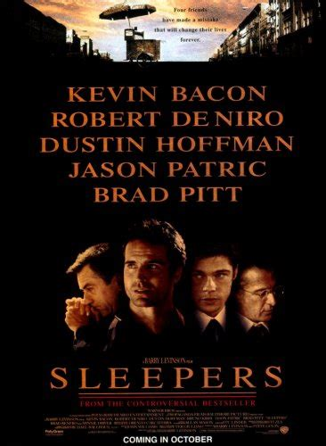 Sleepers Poster by Wallpaper Brad Pitt Sleepers Wallpapers