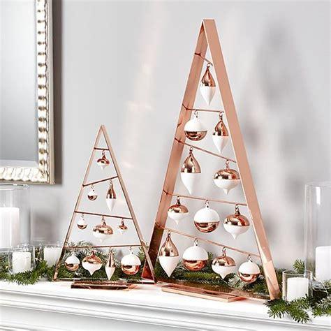 28 Chic Copper Christmas Décor Ideas Digsdigs
