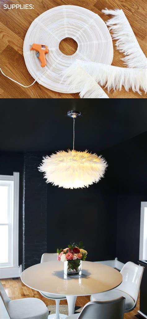 papierlampen verschoenern  bastelideen zum selbermachen
