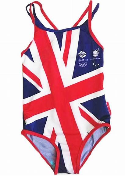 Olympic Swimming Gb Team Costume Britain Costumes