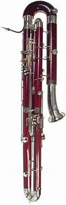 Contrabassoon - lowest woodwind instrument; used by ...