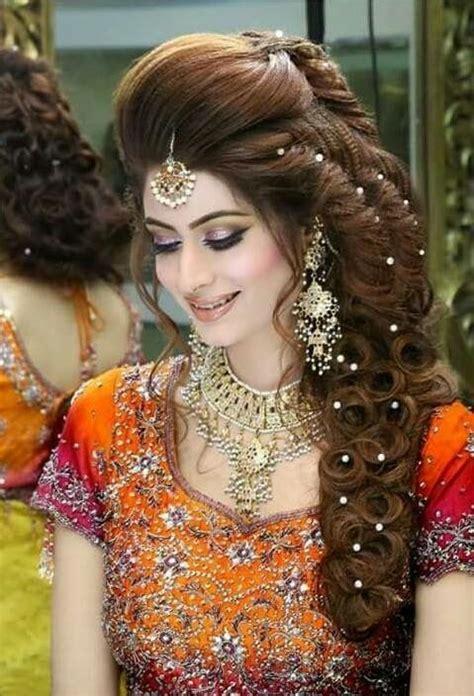 pin  aziaf   makeup pinterest pakistani  hair style
