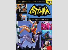 DVD Review Batman The Second Season, Part 2