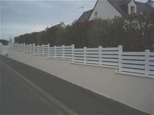 Mur de clôture : en escalier ou en pente ? 19 messages