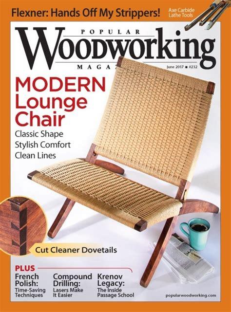popular woodworking  digital magazine collection