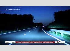 NTV bmw i8 laser headlights laserlicht YouTube