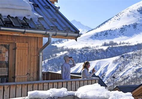 residence les chalets des ecourts location r 233 sidence les chalets des ecourts 3 location vacances jean d arves