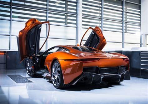 Jaguar And Land Rover Unveil Cars From James Bond 'spectre