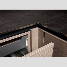 Luxuriöse Küche In Schieferoptik  Vidrostone Interieur
