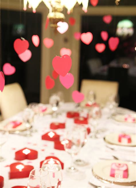 Valentine Party Decorations  Skip To My Lou