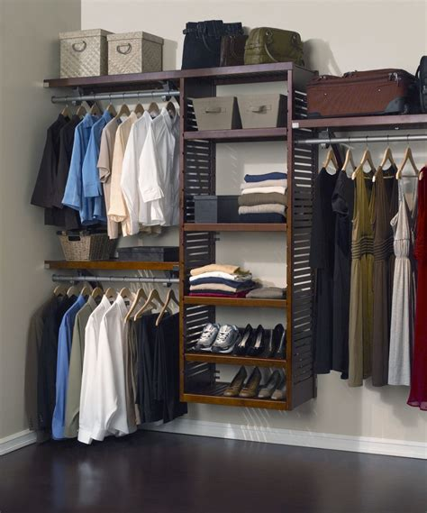 wood closet organizers picture how to build wood closet
