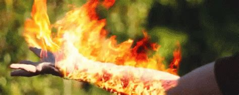 Hand Arm GIF - Hand Arm Burning - Discover & Share GIFs