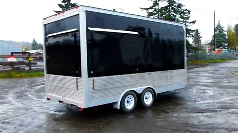 food concession vending trailer lunch cart youtube