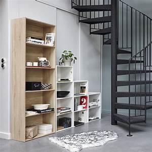 Bibliothèque Escalier Ikea : bibliothque escalier excellent meuble ikea casier meilleur de meuble escalier ikea avec ~ Teatrodelosmanantiales.com Idées de Décoration