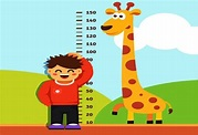 Teaching Kids To Measure Length, Breadth and Height