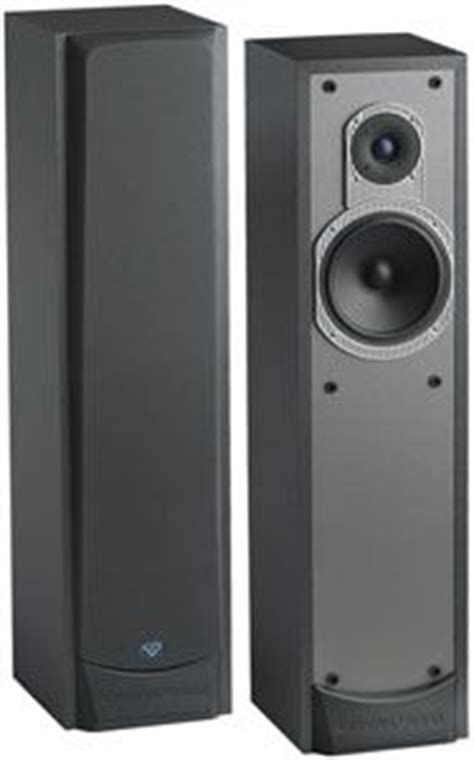 Cerwin V 12f Floor Speakers by Cerwin V 6f Tower Speaker 6 1 2 Quot Coated Midwoofer