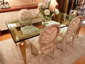 Salle A Manger De Luxe : salle a manger de luxe galerie et chaises de salle a manger en velours photo chaises de salle ~ Melissatoandfro.com Idées de Décoration
