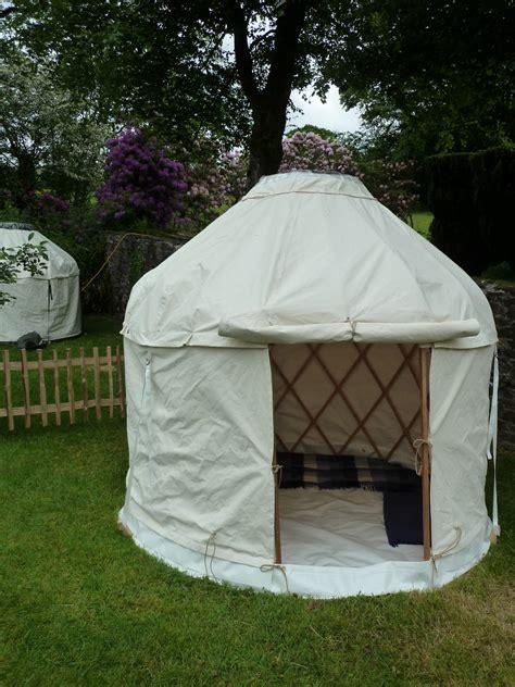 Crafted Mini Yurts