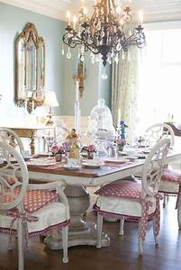50, Modern, French, Country, Dining, Room, Table, Decor, Inspirations