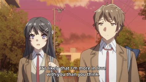 Exit Strategies 'rascal Does Not Dream Of Bunny Girl Senpai Episode 11 Review Anime Qanda