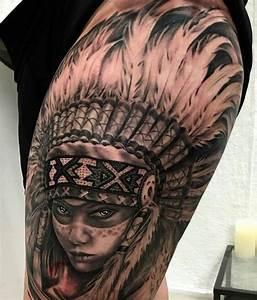 Tatouage Plume Indienne Signification : 1001 mod les impressionnants du tatouage indien tattoo tatouage tatouage indien femme ~ Melissatoandfro.com Idées de Décoration