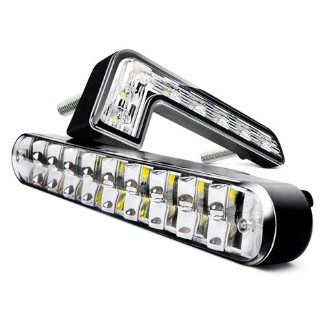 led l auto lumen 174 led daytime running light kit