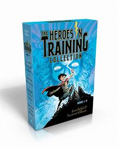 The Heroes in Training Collection Books 1