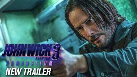 John Wick 3 Trailer, Release Date, Cast, Plot