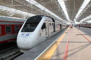How to Visit Great Wall of China by Train – Badaling Great ...