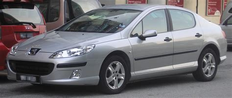 Peugeot Photo by File Peugeot 407 Generation Front Serdang Jpg