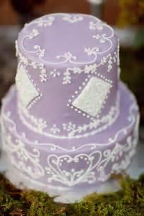 purple wedding cake inspiration purple wedding cakes