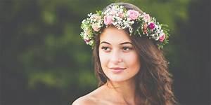 Couronne De Fleurs Mariée : 10 diy pour faire une couronne de fleurs marie claire ~ Farleysfitness.com Idées de Décoration