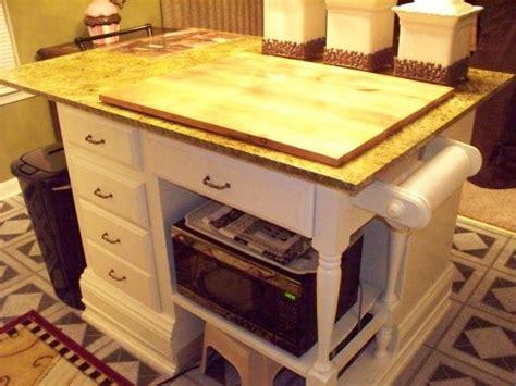 Dresser  Kitchen Island Repurpose Ideas Dresser