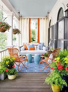 20, Diy, Porch, Decorating, Ideas, To, Make, Your, Home, More, Inviting
