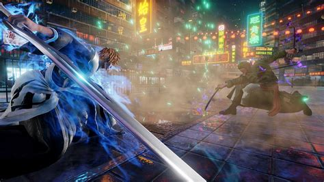 ichigo  zoro jump force game teases epic fight