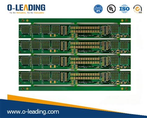 Pcb With Imedance Control Printed Circuit Board China