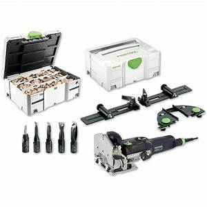 Festool DOMINO DF 500 Q Set Jointer Assortment 1060