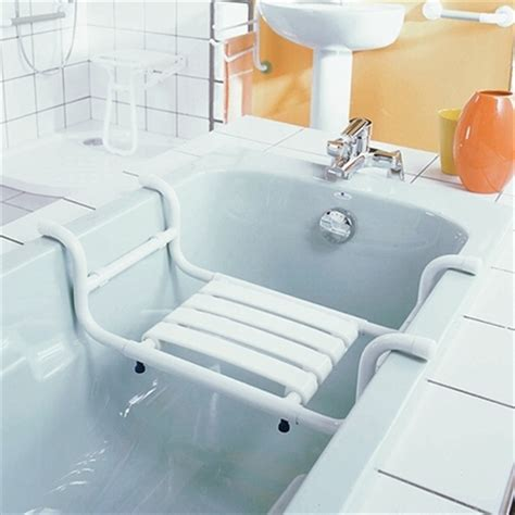 si 232 ge de baignoire blanc s 233 curit 233 de salle de bain accessoires salle de bains salle de