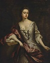 Portrait of Sarah Churchill, Duchess of Marlborough 1660 ...