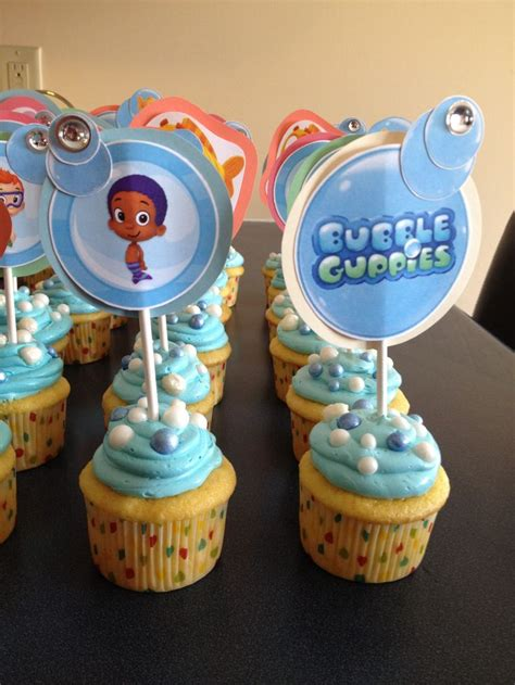 44 best images about ethan s 2nd birthday bubble guppies