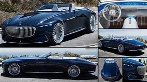 Mercedes Vito 2017 : mercedes benz vision maybach 6 cabriolet concept 2017 pictures information specs ~ Medecine-chirurgie-esthetiques.com Avis de Voitures