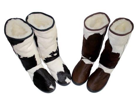 tall ugg boots calfskin  cowhide company