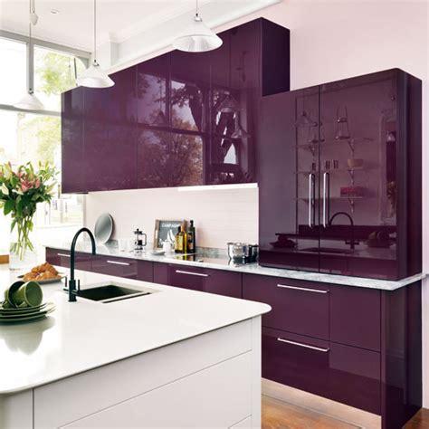 gloss kitchens ideas gloss kitchen ideas 10 ideas ideal home