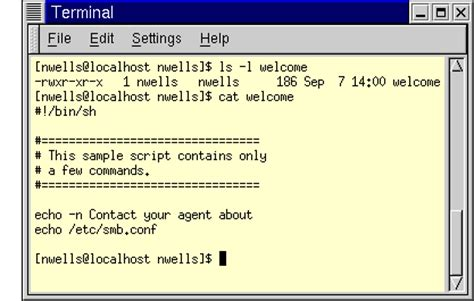 free unix script test if file empty software
