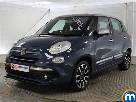Fiat 500l Used For Sale by Used Fiat 500l Cars For Sale Motorpoint Car Supermarket